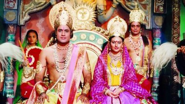 After Ramayan, Doordarshan to Air Uttar Ramayan; Here's The Telecast Schedule and Time For The Second Phase of Lord Ram and Devi Sita's Mythological Show on DD National(View Tweet)