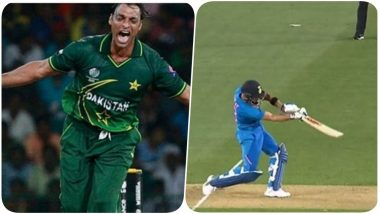 Shoaib Akhtar Trolled Once Again, This Time For his Definite Plan to Dismiss Virat Kohli (Read Tweets)