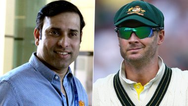 VVS Laxman Reacts to Michael Clarke's 'Australian Players Sucked Up to Virat Kohli' Remark, Says Being Nice Doesn't Fetch IPL Contracts