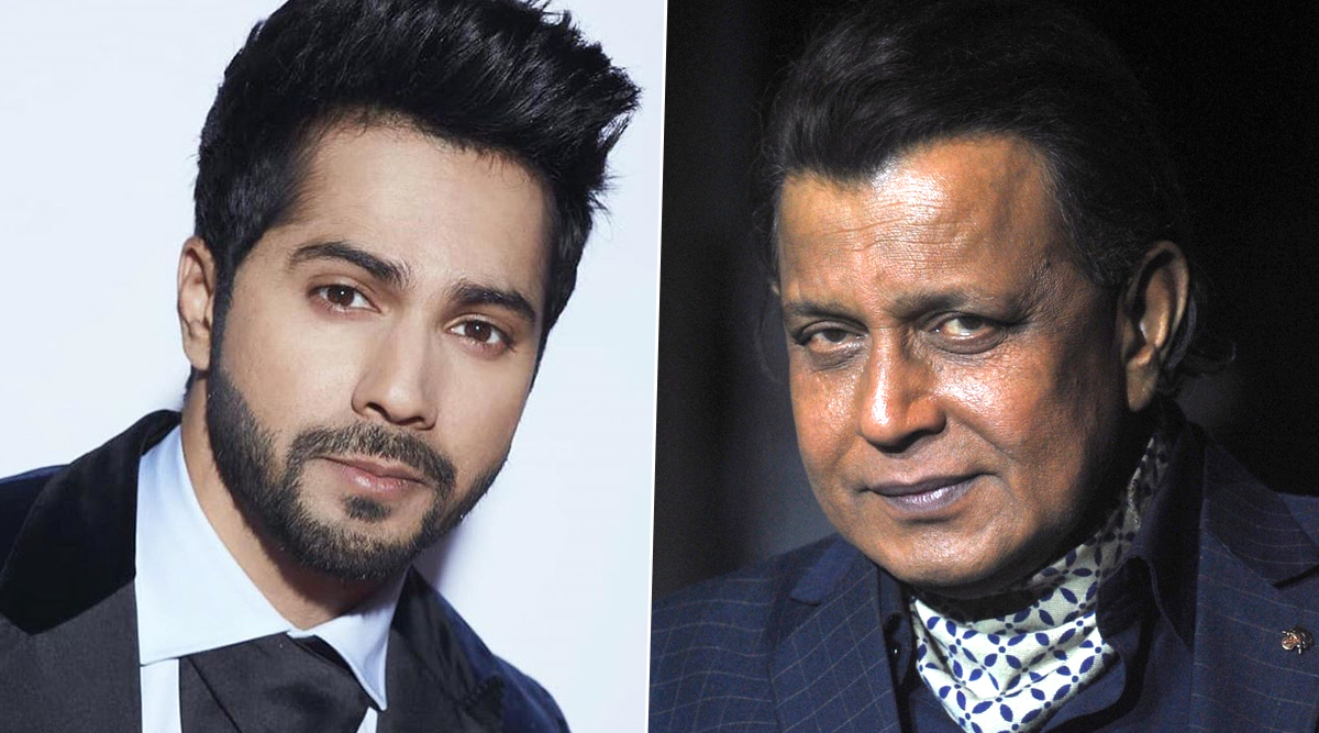 Coolie No 1: Varun Dhawan to Pay an Ode to Veteran Star Mithun Chakraborty by Mimicking the Actor's Speech and Pelvic Moves?