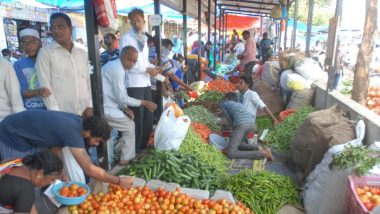 Rajasthan Govt Orders COVID-19 Vaccination of Vegetables Sellers, Grocery Store Owners on Priority Basis