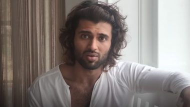 Vijay Deverakonda Sets Up Rs 1.30 Crore Relief Fund to Help The Affected During COVID-19 Crisis (Watch Video)