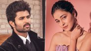 Fighter: Vijay Deverakonda and Ananya Panday's Film Sets in Mumbai to Be Dismantled and Re-Erected in Hyderabad?
