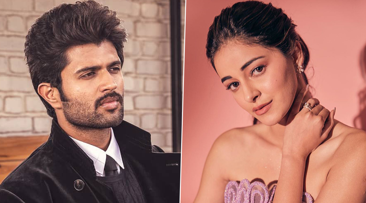 Ananya Panday Is All Praises For Fighter Co-Star Vijay Deverakonda