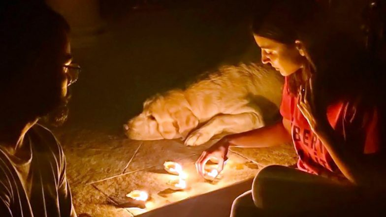 Sachin Tendulkar, Virat Kohli and Suresh Raina Join Sports Fraternity in #9Baje9Minutes Initiative by PM Modi, Light Diyas and Candles to Show Solidarity in Fight Against Coronavirus (See Posts)