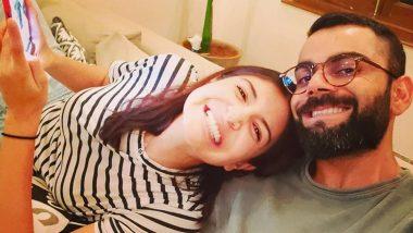 Virat Kohli and Anushka Sharma's Latest Pictures on Instagram Will Give You Major Couple Goals During Quarantine