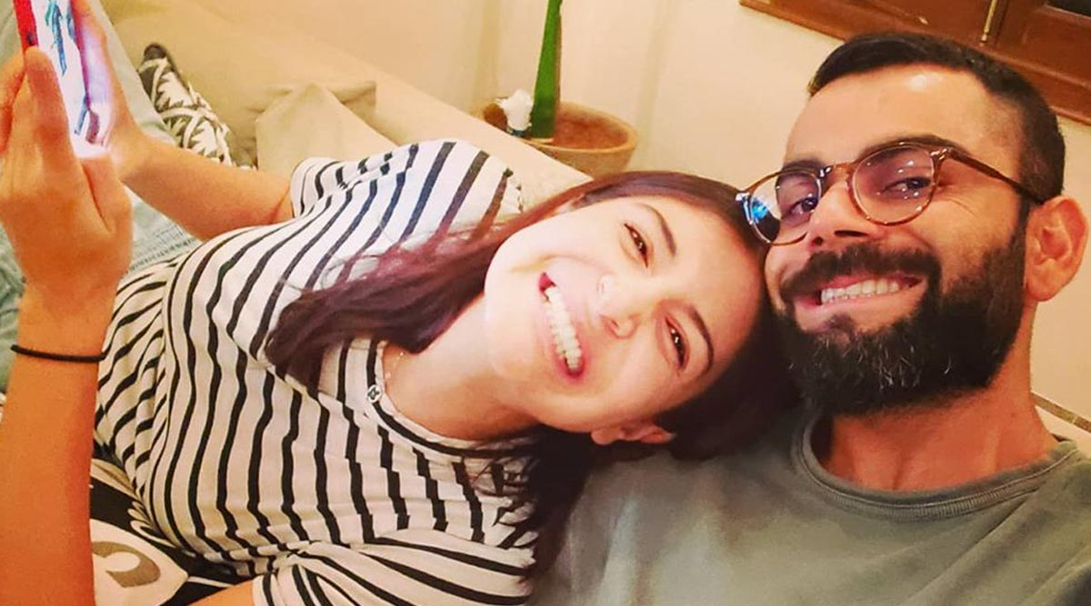 Virat Kohli and Anushka Sharma's Latest Picture on Instagram Will Give You Major Couple Goals During Quarantine
