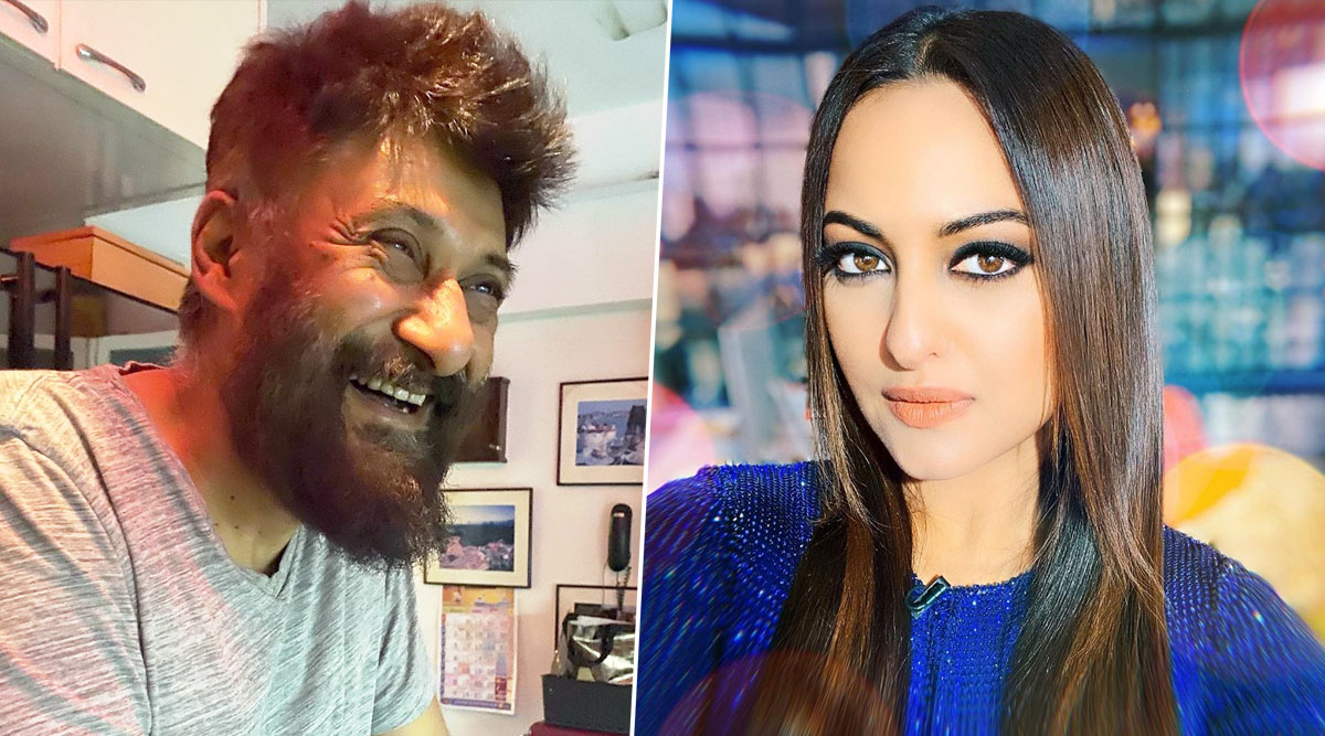 Cyber Branch Steps In To Look Into Sonakshi Sinha- Vivek Agnihotri's Twitter Feud?