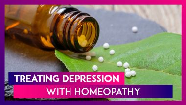 World Homeopathy Day 2020: Can Homeopathy Help You Deal With Depression?