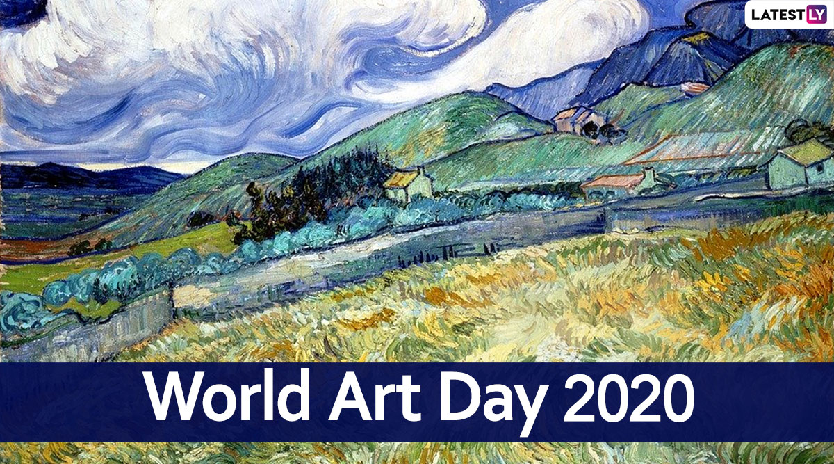 World Art Day - 15 April