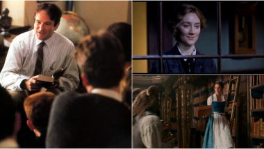 World Book Day: Little Women's Bookmaking Scene, Dead Poet Society's 'O Captain! my Captain!' Recitation - 5 Movie Moments That Explored the World of Books in Different Ways