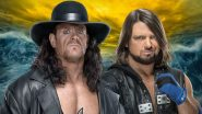 AJ Styles Wishes to Face The Undertaker Again at WrestleMania, The Phenomenal One Reveals at 'After The Bell' Podcast