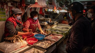 Wuhan Markets Sold Dozens of Wild Animals Prior to COVID-19 Pandemic: Study
