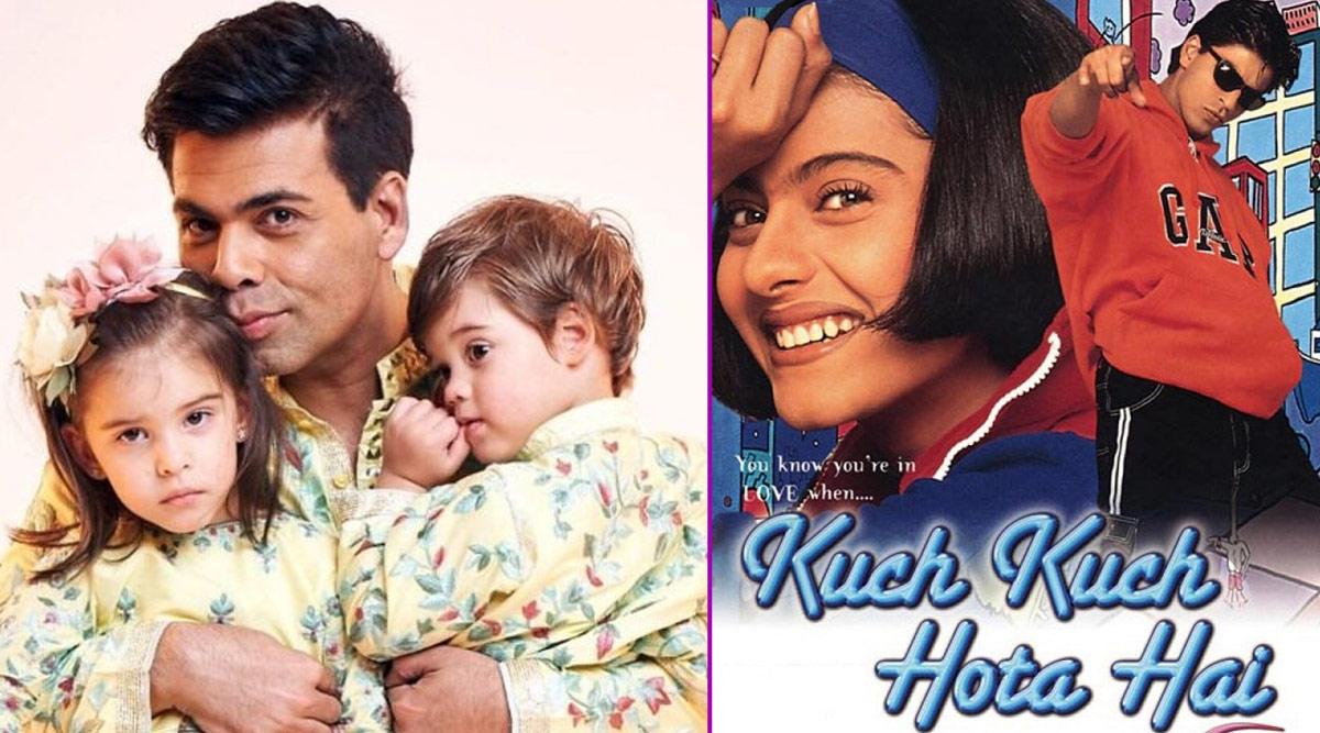 Karan Johar's Son Yash Finds Kuch Kuch Hota Hai 'Boring,' Are Shah Rukh Khan and Kajol Listening? (Watch Video)