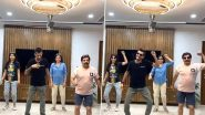 Yuzvendra Chahal, RCB Bowler, Displays Crazy Dance Moves With Family in His Latest TikTok Video