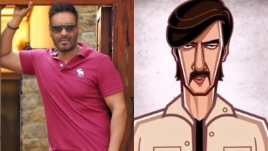 Ajay Devgn Has the Cutest Response to Fans' Wishes for His 51st Birthday (Watch Video)