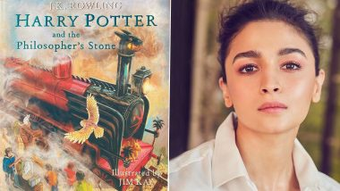 World Book Day 2020:  Alia Bhatt Makes a New Friend During Lockdown and We Welcome the Newest Potterhead to the Club
