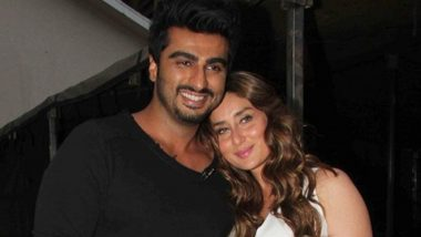 Arjun Kapoor Gets a Savage Response from Kareena Kapoor After He Asks Men to Split Household Duties