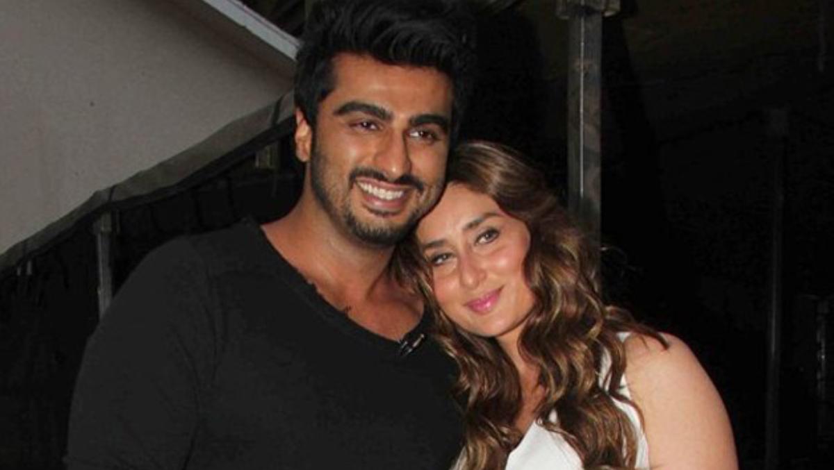 Arjun Kapoor Gets a Savage Response from Kareena Kapoor After He Asks Men to Split Household Duties
