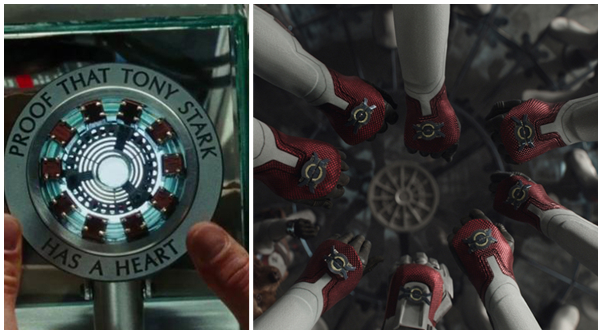 New Avengers: Endgame Easter-Egg That We All Missed Ties In With Iron Man's First Arc Reactor