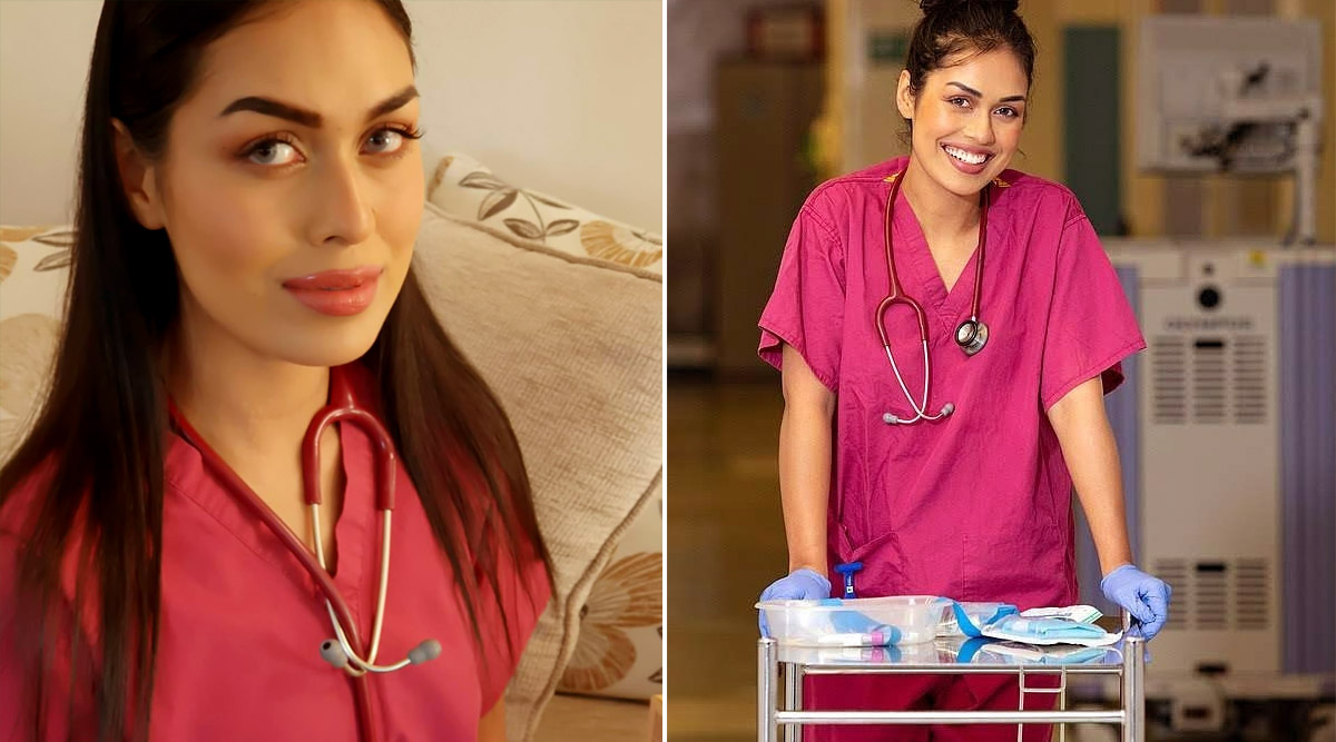Indian-Origin Bhasha Mukherjee, Miss England World 2019 Returns to Work As Doctor During the COVID-19 Pandemic