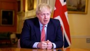 Boris Johnson Out of Intensive Care As Condition Improves, Shifted to Regular Hospital Ward Fighting COVID-19