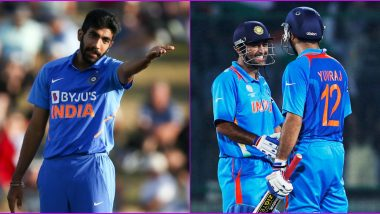 MS Dhoni or Yuvraj Singh Who Is Better Finisher? Jasprit Bumrah Has the Answer, or Not
