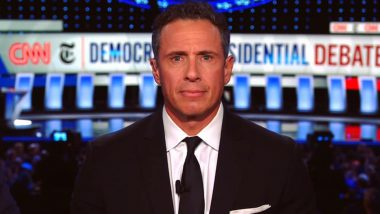Chris Cuomo Reveals Details of His COVID-19 Symptoms