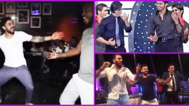 Watch Virat Kohli, Yuvraj Singh, S Sreesanth, Chris Gayle Dancing Videos As We Celebrate International Dance Day 2020