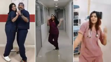 Doctors Across Indian Cities Dance to 'Happy' Song! Viral Video Will Make You Feel Positive This Gloomy Sunday Amid Lockdown