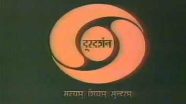 Doordarshan's First Colour Telecast Aired on April 25, Watch Video of How DD National Broadcast Looked Like in 1982