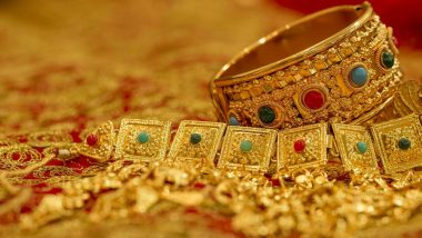 Gold Rate Today: Retail Price of Yellow Metal Eases After Crossing Rs 50,000 Per 10 Gram Mark in Mumbai