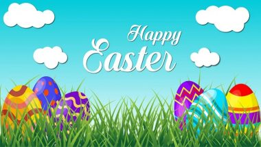 'Happy Easter' Messages, Greetings & HD Images Trend on Twitter as Netizens Celebrate Easter Sunday 2021 aka Resurrection Sunday