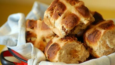 Here's How to Make Hot Cross Buns at Home