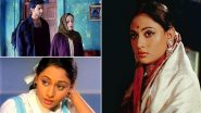 Jaya Bachchan Birthday Special: 10 Performances By The Brilliant Actress That Prove Why We Are Lucky To Have Her