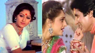 Jaya Prada Birthday Special: 5 Songs Of The Actress That Are Epic Hits