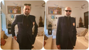 Kapil Dev Looks Dapper in his Bald New Avatar, Impresses His Former Teammate Chetan Sharma (See Pics)
