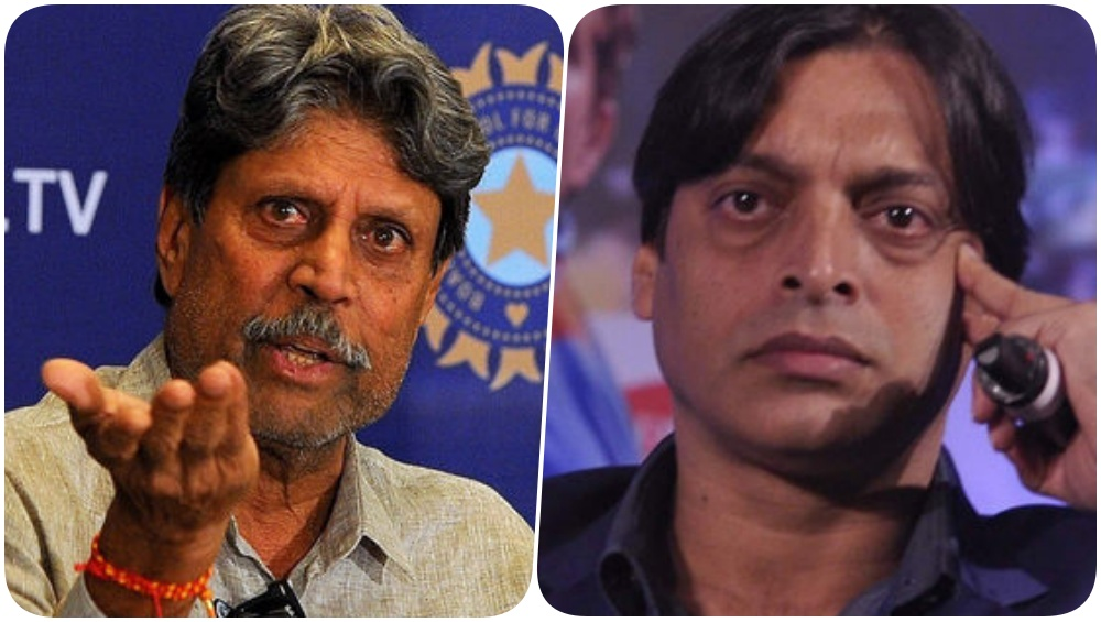 Kapil Dev Rejects Shoaib Akhtar's Idea of India vs Pakistan Series Amid Coronavirus Pandemic, Says, 'India Does Not Need Money, Why Put Cricketers' Lives in Danger?'