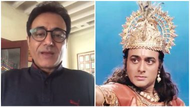 Nitish Bharadwaj, Actor Who Played Krishna on Mahabharat, Joins Social Media as Show Returns on DD National