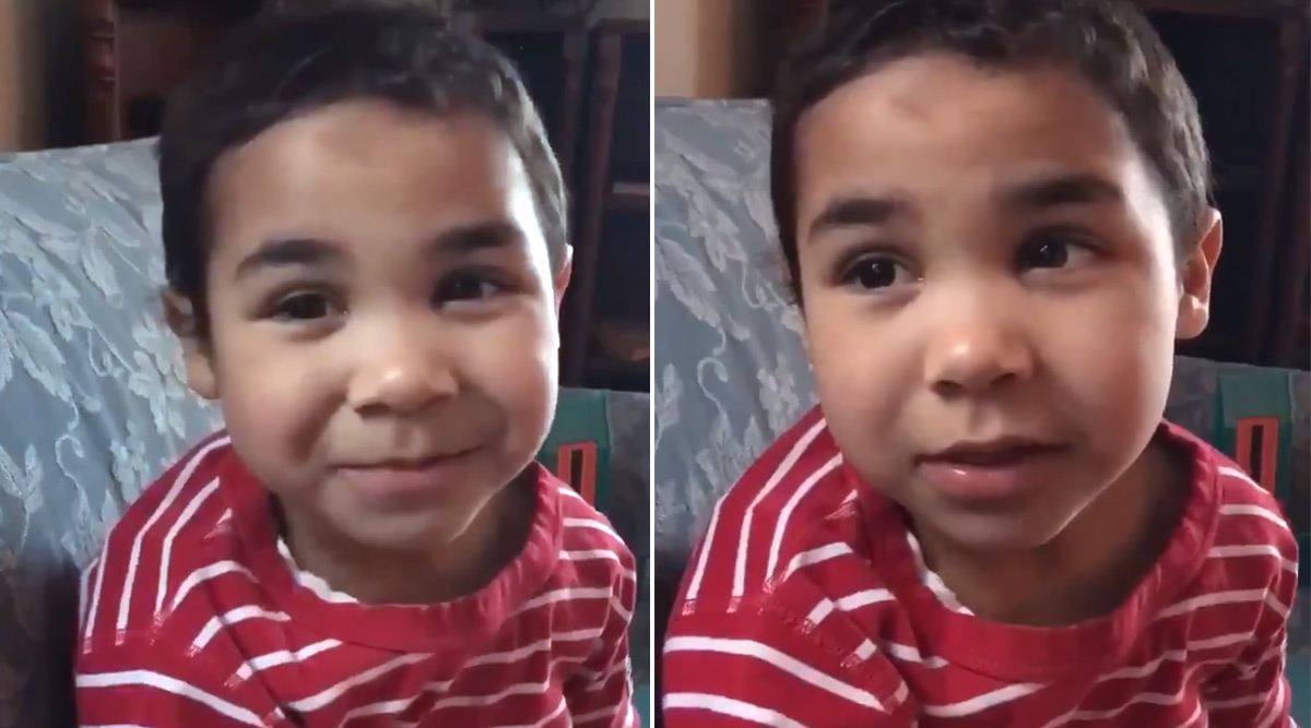 Little Boy Singing Bob Marley's Hit 'Everything's Gonna Be Alright' Is the Quarantine Inspiration We All Need (Watch Adorable Video)