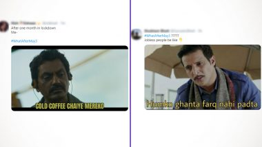 #WhatAfterMay3 Funny Memes Trend on Twitter! Netizens Share Hilarious Jokes to Combat the Fear of Possible Lockdown Extension