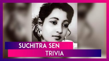 Suchitra Sen Birth Anniversary: 5 Lesser Known Facts About The Devdas Actress You Have No Clue About