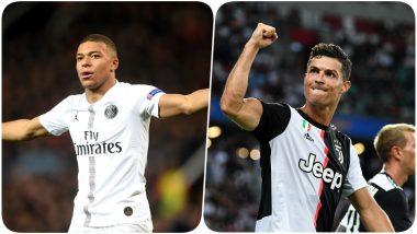 Kylian Mbappe Picks Cristiano Ronaldo as his Idol Ahead of Lionel Messi, Praises CR7's Champions League Quarter-Finals 2018 Goal Against Juventus