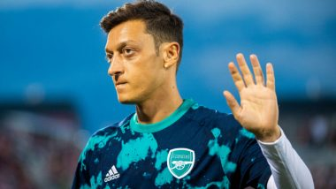 Mesut Ozil Appreciates Indian Fans For Their Congratulatory Messages Sent to Him and His Wife Amine Gulse on Becoming Parents of Baby Girl! (Watch Video)