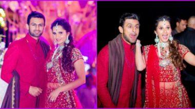 Sania Mirza, Shoaib Malik 10th Wedding Anniversary: Tennis Star Posts Expectation vs Reality Pics to Celebrate the Special Day