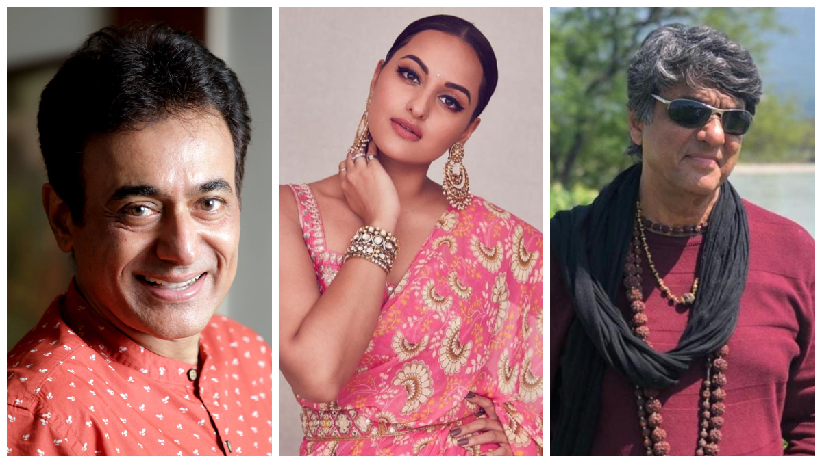 Nitish Bharadwaj, Mahabharat's Krishna, Defends Sonakshi Sinha From Mukesh Khanna's Jibe On Her Ignorance of Ramayan!