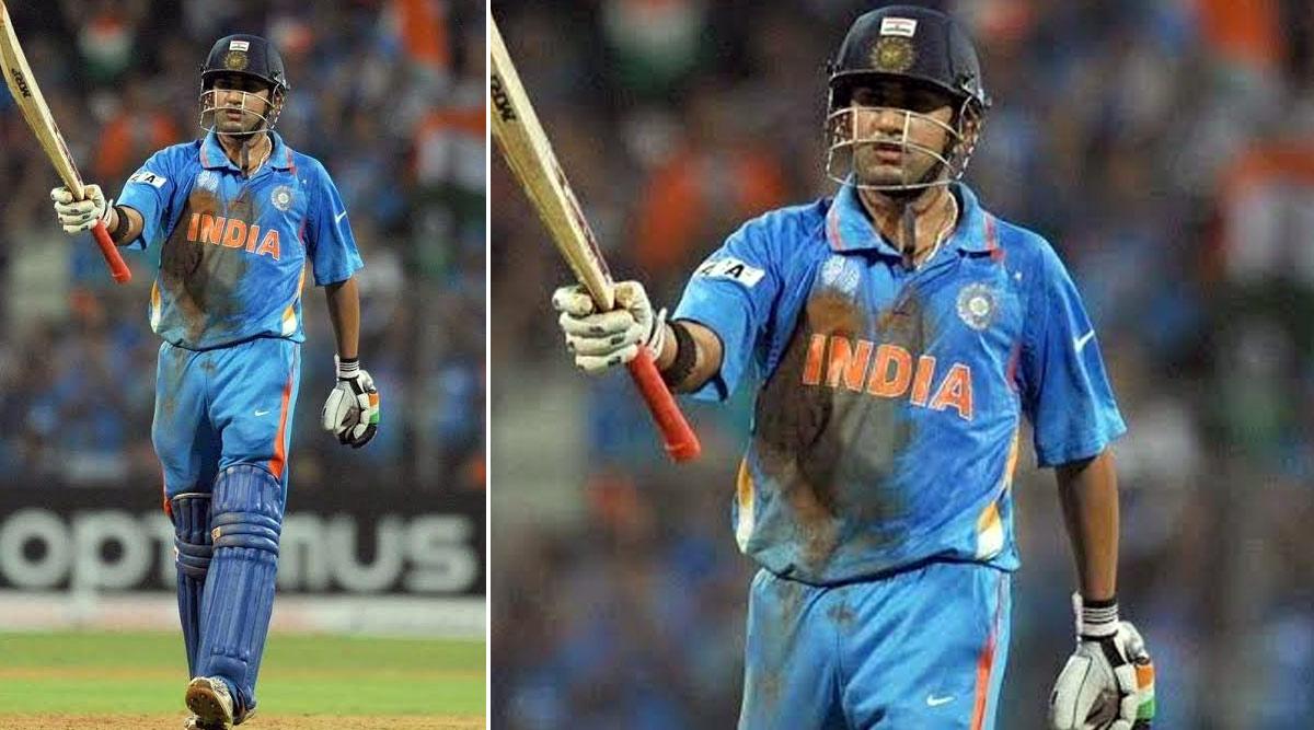 Fans Recall Gautam Gambhir's 97-Run Innings That Helped India Win 2011 World Cup Final Against Sri Lanka, See Twitter Reactions