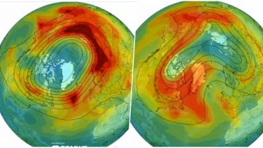 Good News! Largest Ozone Layer Hole Over 1 Million Sq Kms Wide Above the Arctic, Now Completely Closed