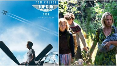 Coronavirus Outbreak: A Quiet Place II and Top Gun: Maverick Book New Release Dates