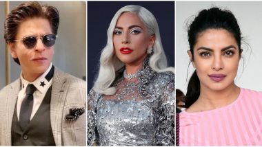 Shah Rukh Khan and Priyanka Chopra to Join Lady Gaga's Global Benefit Concert for COVID-19 Relief